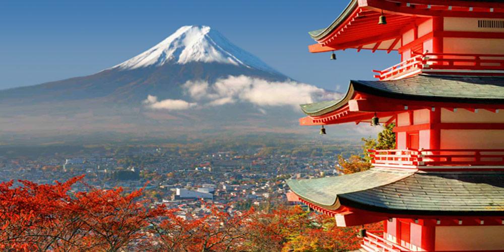 Mount Fuji skyline- Rathbone Investment Management
