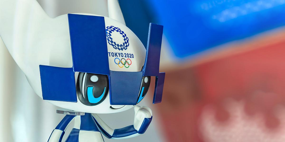 Miraitowa Olympic maskot