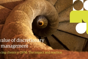 DFM report abstract staircase image